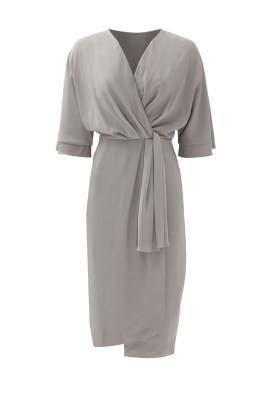 Grey Georgia Dress by TY-LR