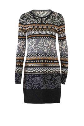 Nordique Sweater Dress by Fuzzi