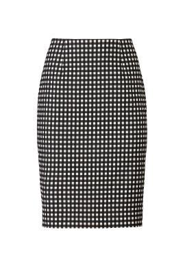 Posh Pencil Skirt by Nanette Lepore