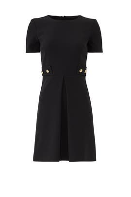 Black Perla Dress by Trina Turk