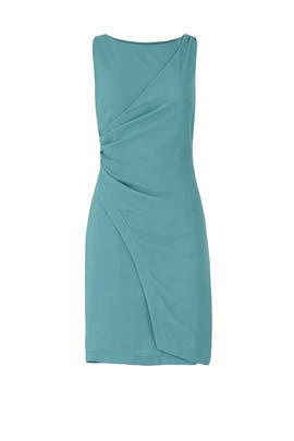 Teal Limia Sheath by Paper Crown