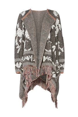 Blanket Poncho by See by Chloe