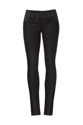 Coated Mama J Maternity Jeans by J BRAND