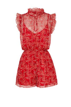 Apricity Romper by The Fifth Label