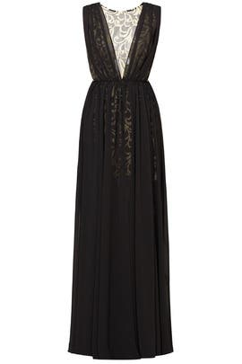 Black Eve Gown by Christian Pellizzari