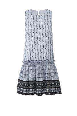 Drop Waist Selena Dress by Waverly Grey