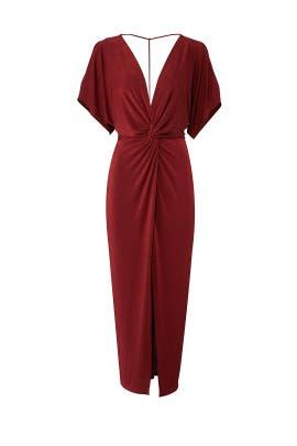 Red Kiera Dress by ASTR