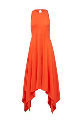 Orange Damonda Dress by Joie