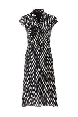 Polka Dot Gabby Dress by Milly