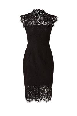 Black Suzette Dress by Rachel Zoe