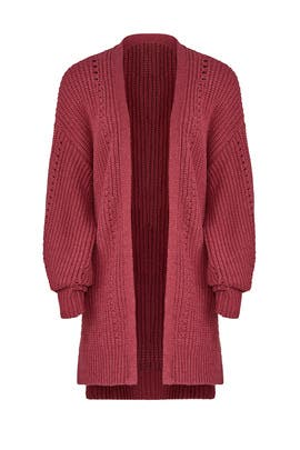 Nightingale Cardigan by Free People