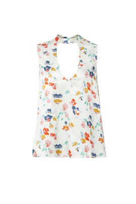 Floral Evie Top by TULAROSA