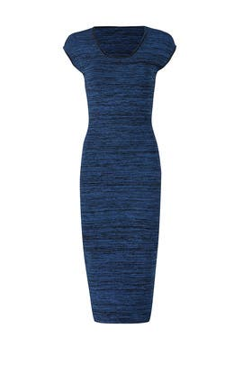 Scoop Neck Sweater Dress by Diane von Furstenberg