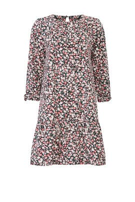 Wildflower Poplin Dress by kate spade new york