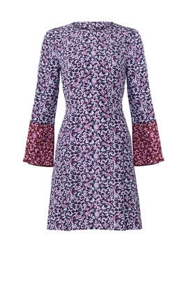 Rocco Printed Dress by Derek Lam 10 Crosby