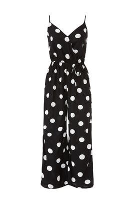 Polka Dot Jumpsuit by Slate & Willow
