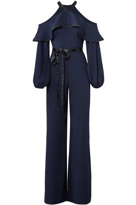 Navy Nola Jumpsuit by Alexis