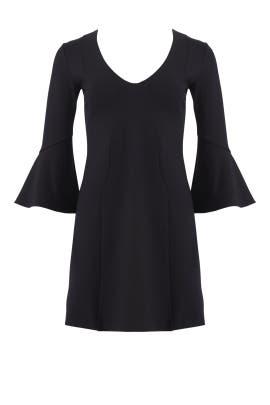 Black Fresno Dress by Amanda Uprichard