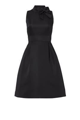Black Bow Dress by kate spade new york