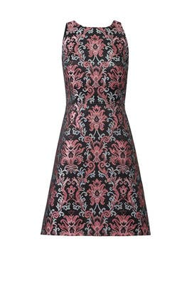 Tapestry Jacquard Dress by kate spade new york