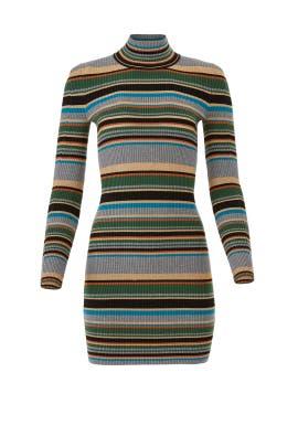 Tanysha Sweater Dress by Ronny Kobo