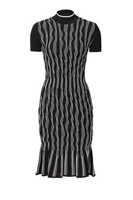 Zigzag Carey Dress by Shoshanna