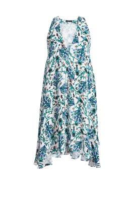 Flora Godet Dress by Rachel Zoe