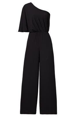 Black Leo Jumpsuit by BCBGMAXAZRIA