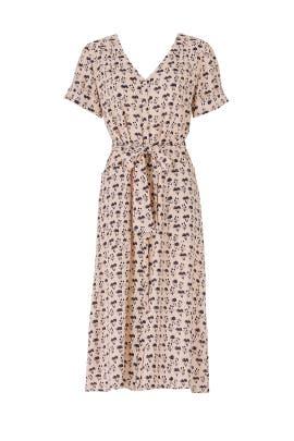 Floral Adige Dress by Paper Crown