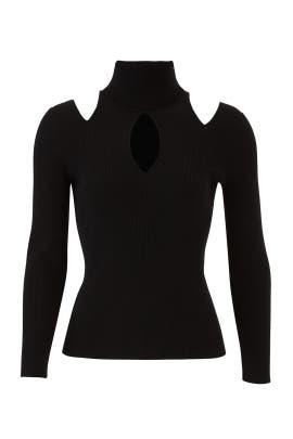 Black Matera Sweater by A.L.C.