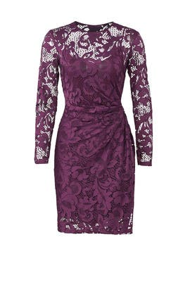 Mulberry Knot Dress by Josie by Natori