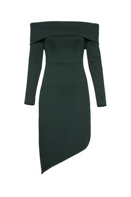 Evergreen Melanie Dress by Hutch