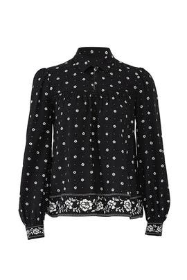 Bandana Top by kate spade new york