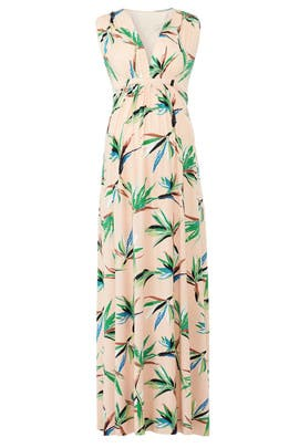 Floral Maternity Maxi by Rachel Pally