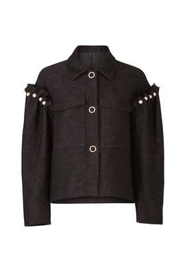 Bennett Jacket by Mother of Pearl