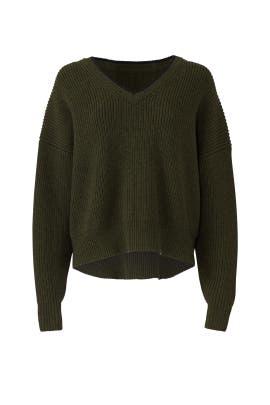 Olive Juan Sweater by Jason Wu Grey