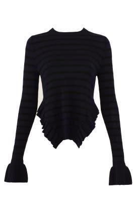 Kabylie Stripe Sweater by Tabula Rasa