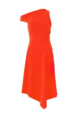 Poppy Handkerchief Dress by Derek Lam 10 Crosby