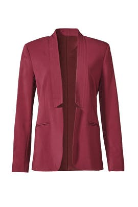 Refined Suiting Blazer by Rebecca Taylor