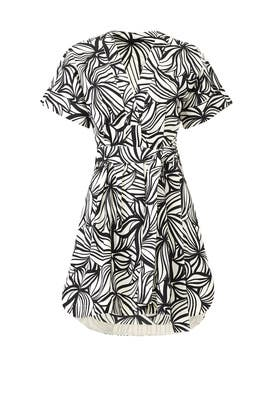 Printed Everyday Dress by Theory