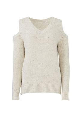 Ivory Page Sweater by Rebecca Minkoff