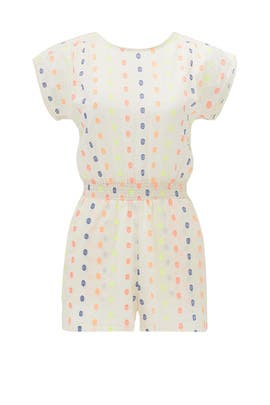 Candy Ribbon Romper by Corey