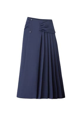 Japanese Canvas Skirt by Carven
