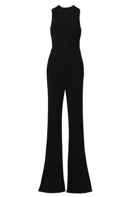 Black Eloisa Jumpsuit by Misha Collection