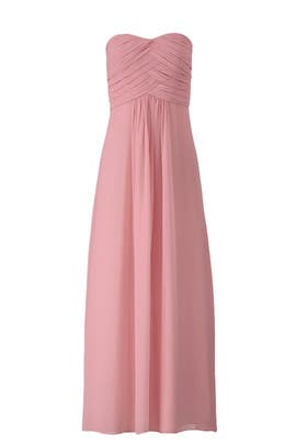 Cerise Jordan Gown by Monique Lhuillier