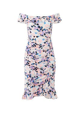 Floral Seductress Dress by Nanette Lepore