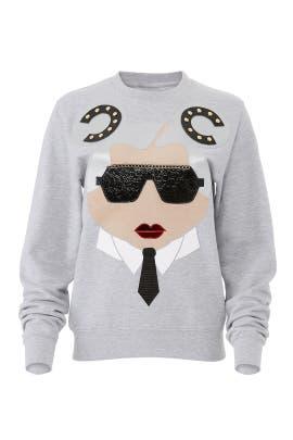 Charles Sweatshirt by Nil & Mon