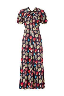 Mix Knot Column Dress by Temperley London
