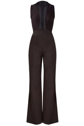 Black Scorpio Jumpsuit by AQ/AQ
