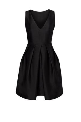 Black Devon Dress by ERIN erin fetherston